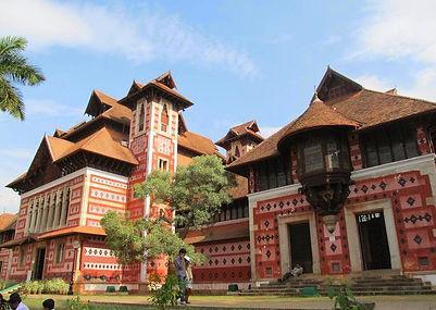 Napier Museum, Kerala