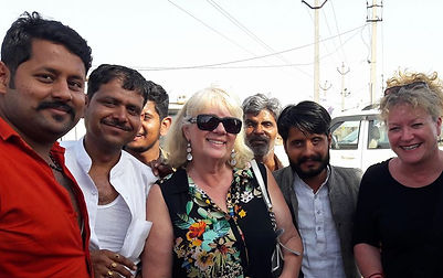 On the road solo women tours India