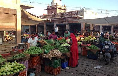 Jodhpur Street Market, India