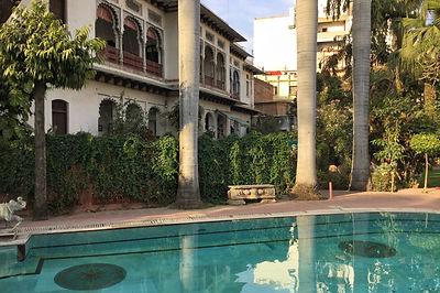Beautiful Udaipur hotel