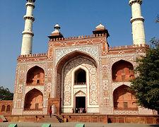 Akbar's Mausoleum, Sikandra