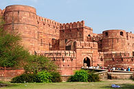 Red Fort, Agra - Beauty of India Tours