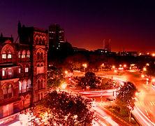 Mumbai night - Beauty of India Tours
