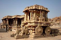 Unesco World Heritage Site Hampi, India