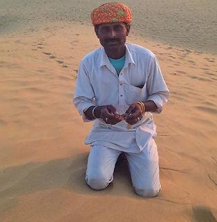 Thar Desert Safaris, India