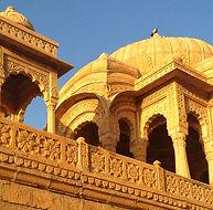 Bada Bagh Tombs, Jaisalmer - Beauty of India Tours