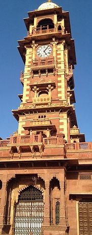 Jodphur Clock Tower - Beauty of India Tours