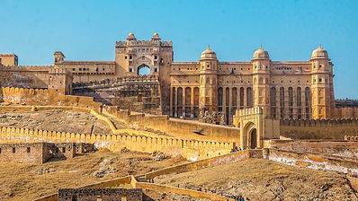 Amber Fort, Jaipur - Beauty of India Tours
