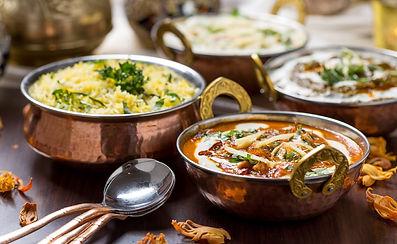Wonderful India food on solo women tours India
