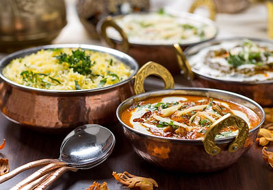 Indian delight curry