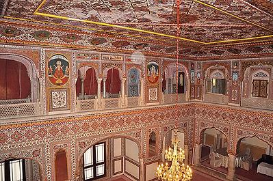 Samode Palace, Jaipur - Beauty of India Tours