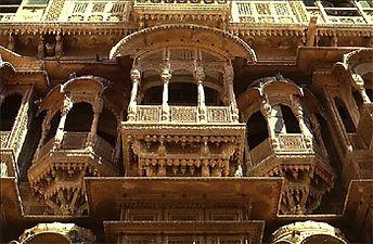 Jaisalmer Havelis - Beauty of India Tours