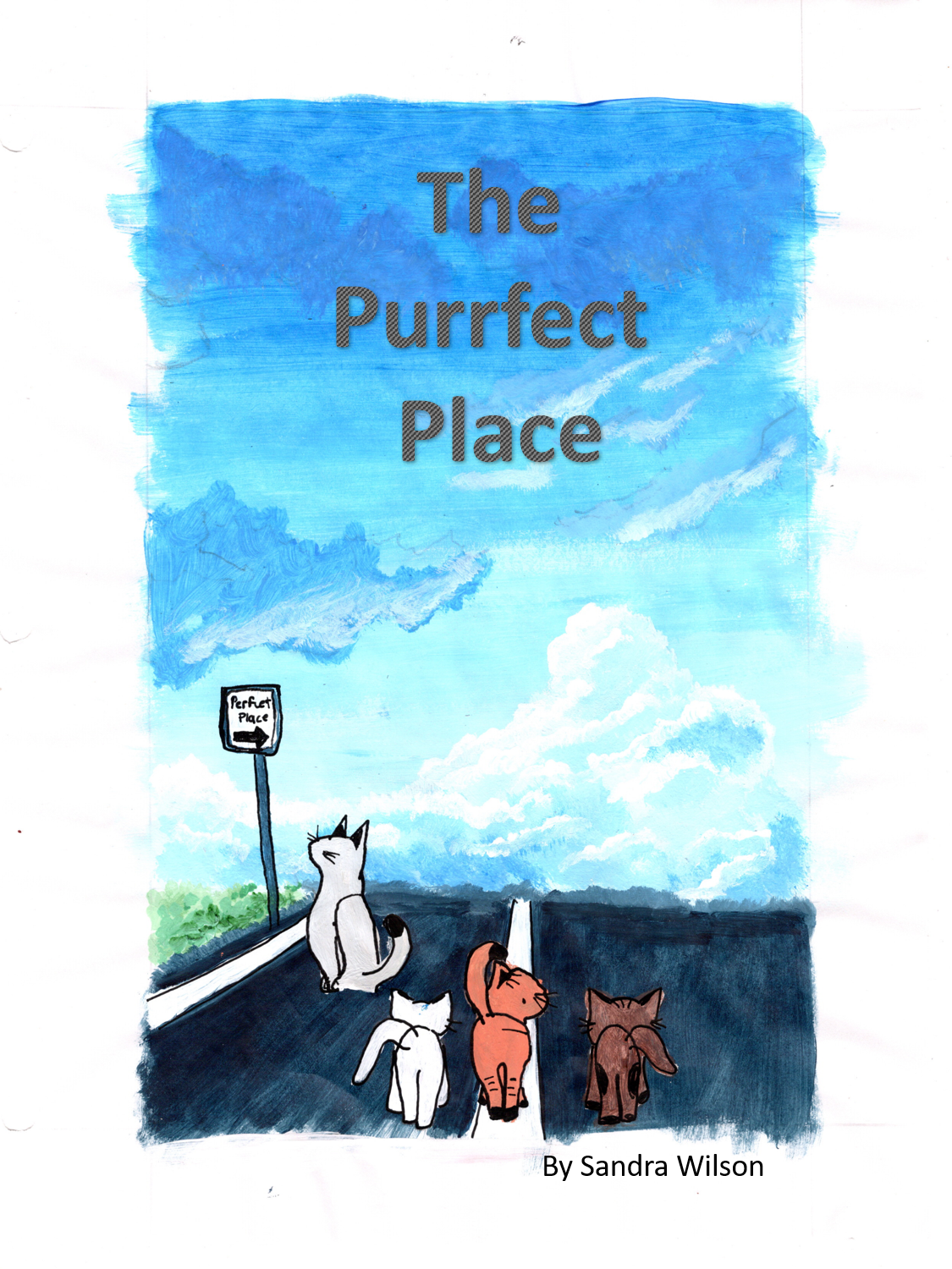 The Purrfect Place