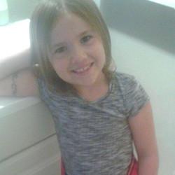 Abby, age 7