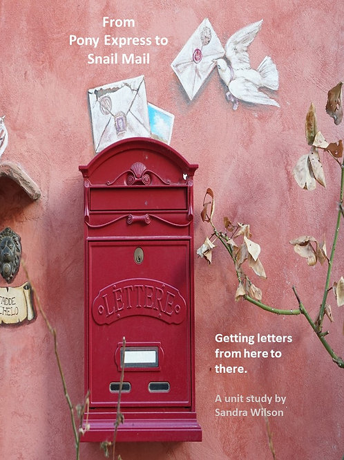 From Pony Express to Snail Mail: Getting Letters From Here to There