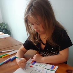 Brooklyn, age 4