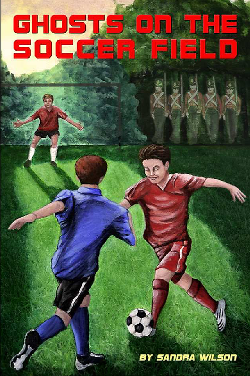 ebook - Ghosts on the Soccer Field