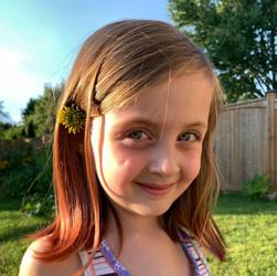 Danielle, age 6
