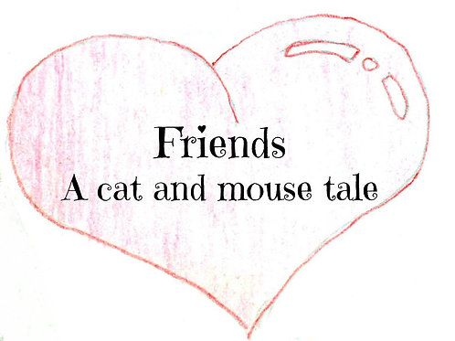 Friends: A cat and mouse tale