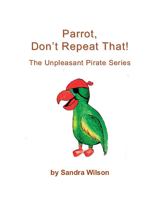 Parrot Don't Repeat That