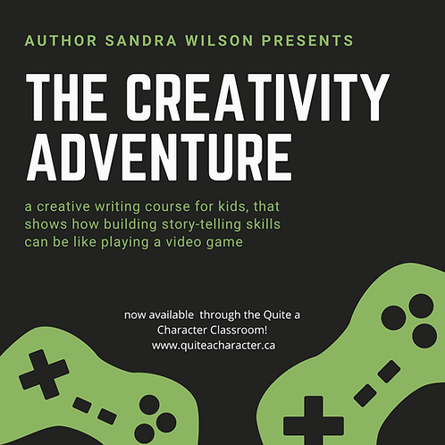 The Creativity Adventure