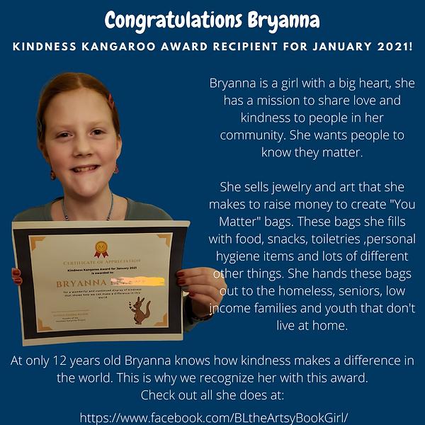 Bryanna winner announcement.png