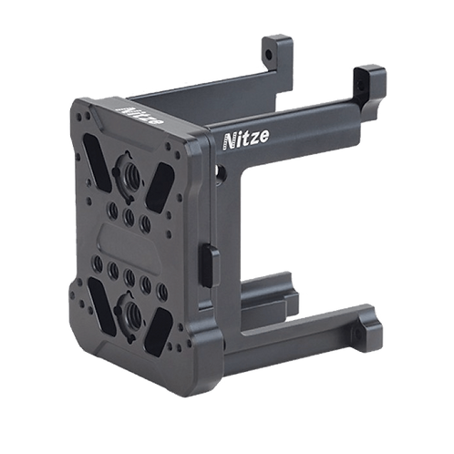 NITZE V MOUNT ADAPTER FOR Z CAM SDI CONVERTER (LONG BRACKET) - E2-FS-V3L