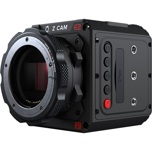 Z CAM E2-F6 Full Frame 6K Cinema Camera with Nitze Cage and128gb CFast Card