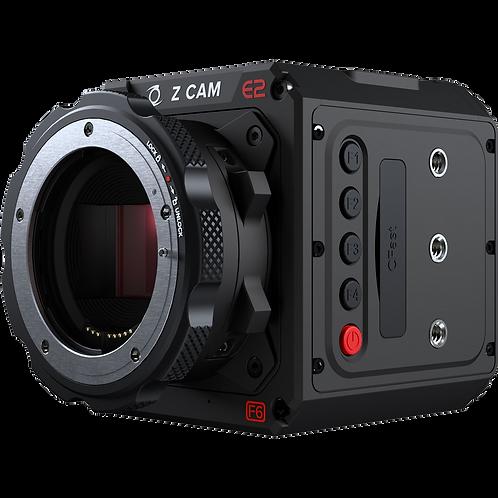 Z CAM E2-F6 Full Frame 6K Cinema Camera Rental