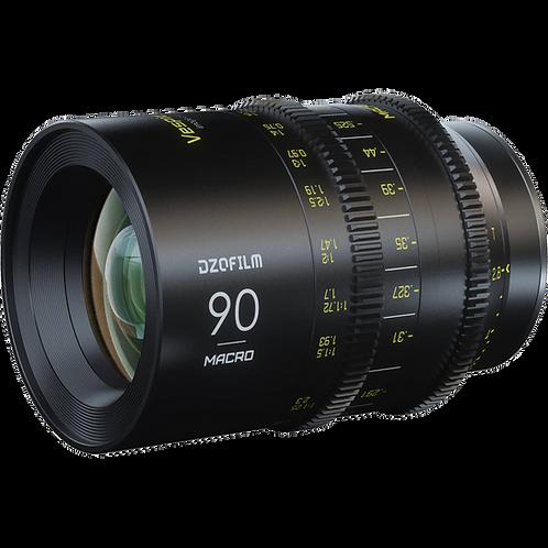 DZOFilm VESPID 90mm macro T2.8 Lens (EF Mount)
