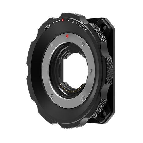 Z CAM MFT Active Lock Lens Mount for E2 Flagship Series