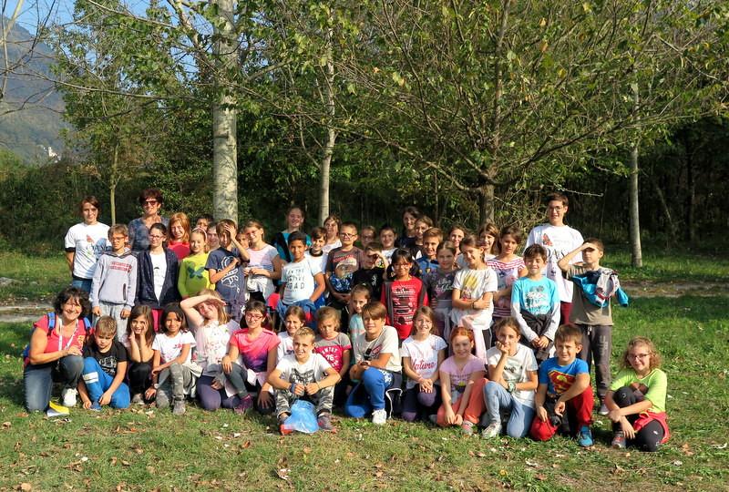 Classi 4° e 5° al Parco della Bosca