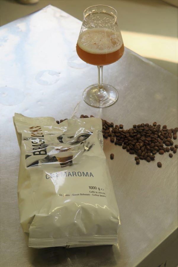 Birra al caffè