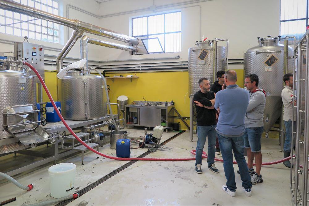 Il laboratorio con gli ospiti di sabato 28