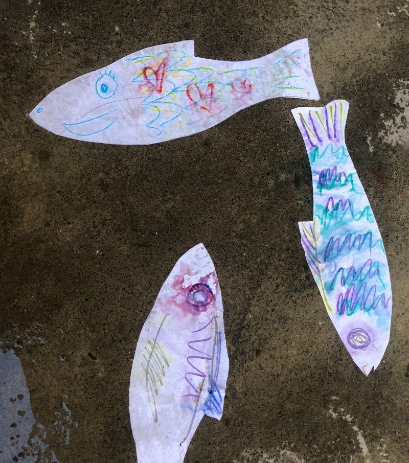 Laboratorio 23 marzo: BIG FISH