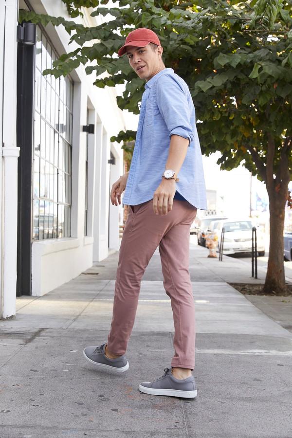 Dockers revoluciona la moda masculina con tecnológica colección