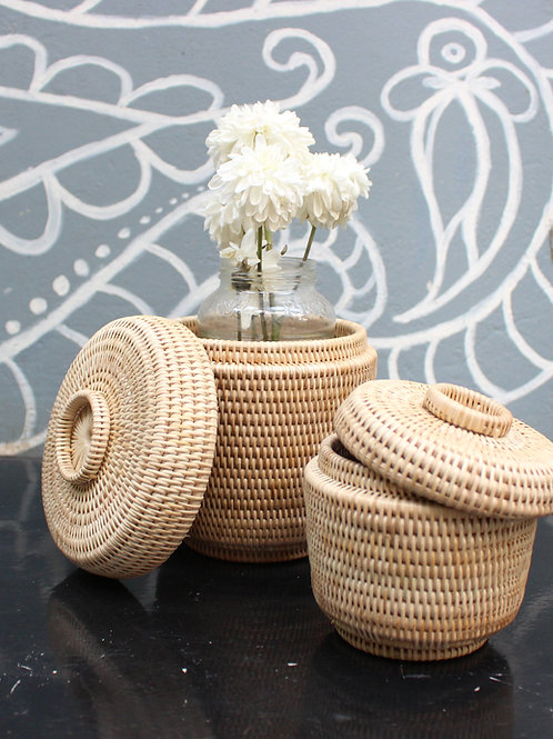 SAHA basket set of 3