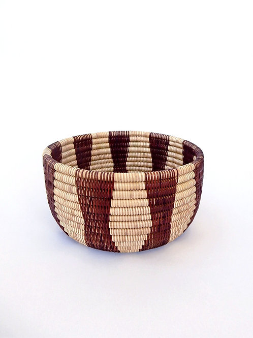 LAGHU bowl - Burgundy