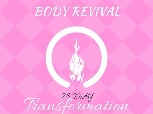 Body Revival 28 Day Transformation
