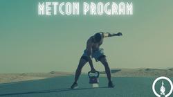Metcon Program