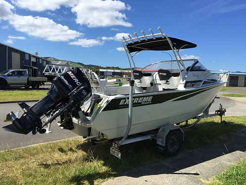 Extreme 570 Sport Fisher