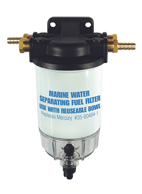 Fuel Filter complete with Sight Glass