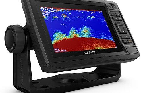 Garmin ECHOMAP™ Plus 65cv With GT22HW- CHIRP TM Transducer
