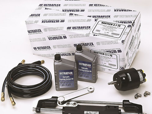 Ultraflex GOTECH Steering Kit Suits up 115Hp