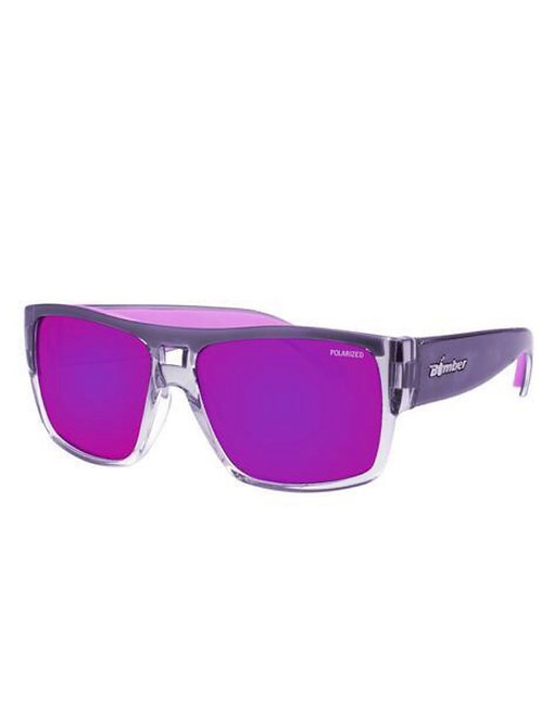 Irie Polarised Pink Mirror Crystal