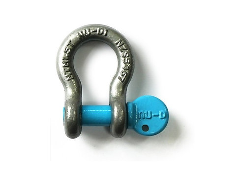 Nu-D 8mm Bow Shackle
