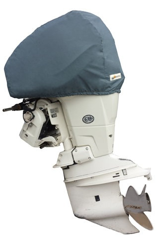 Custom Outboard Covers for Evinrude