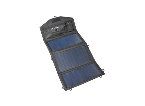 Projecta 15W Personal Folding Solar Panel 6000mAH Battery