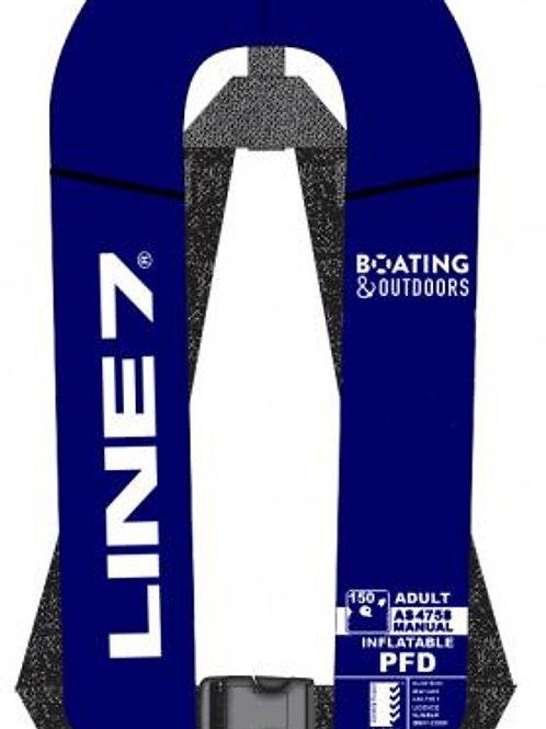 Line 7 Inflatable Lifejacket