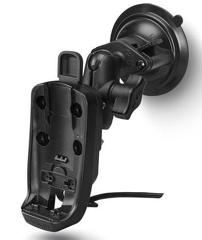 Powered Mount with Suction Cup (inReach®)